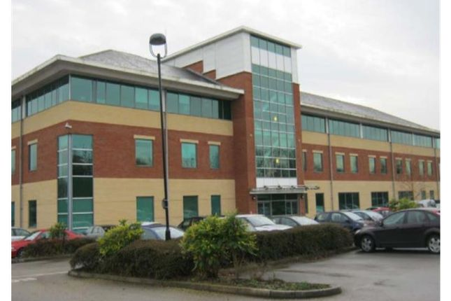 Thumbnail Office for sale in Arpley House, 110 Birchwood Boulevard, Warrington, Cheshire