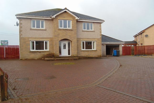 Thumbnail Detached house to rent in Blinkbonny Gardens, Breich, West Calder