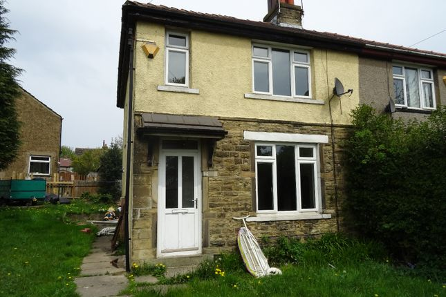 Thumbnail Semi-detached house to rent in Torre Crescent, Bradford 6