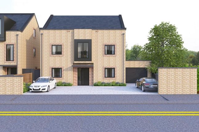 Thumbnail Detached house for sale in Chalk Place, Greenhithe