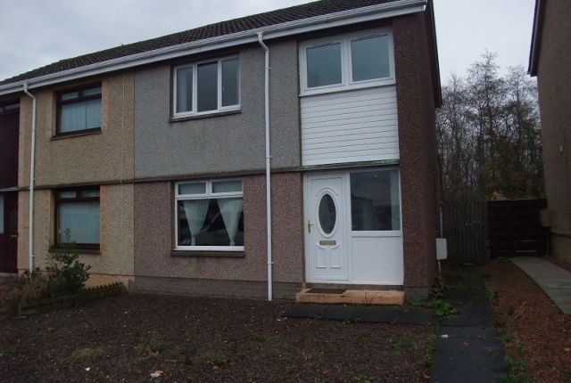 Thumbnail Semi-detached house to rent in Park Street, Fife