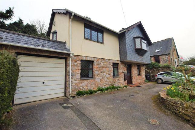 Thumbnail Detached house to rent in Compton, Marldon, Paignton, Devon
