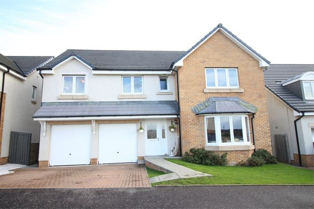Thumbnail Detached house for sale in Newtonmore Drive, Kirkcaldy, Fife