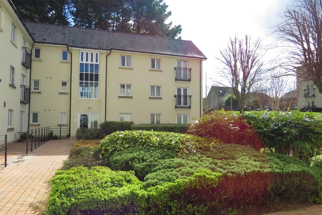 Thumbnail Flat for sale in Echo Crescent, Plymouth