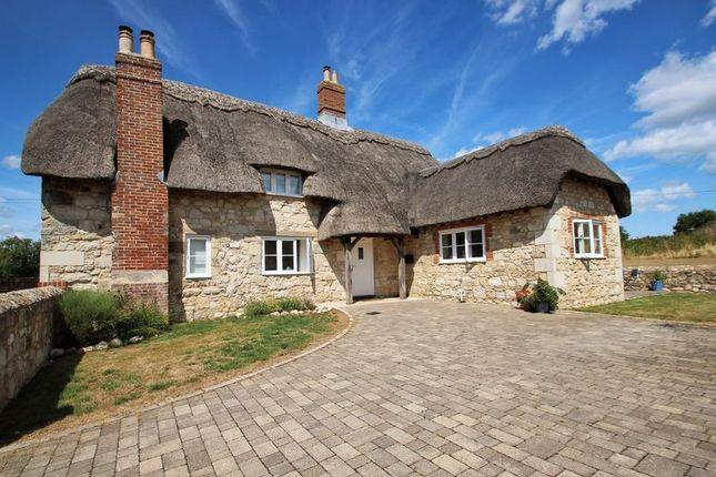 Thumbnail Farmhouse for sale in Sandown Road, Bembridge