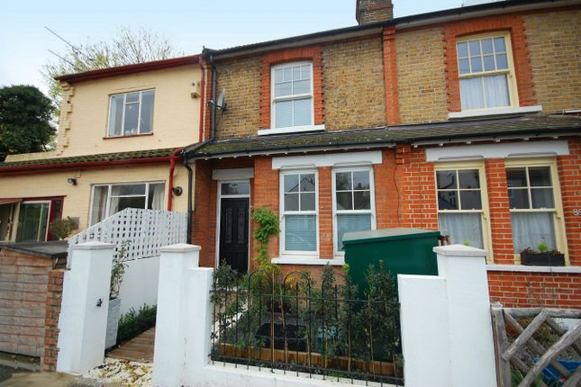 Thumbnail Terraced house for sale in Myrtle Road, Hampton Hill, Hampton