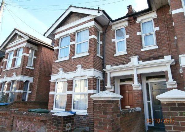 Thumbnail Semi-detached house to rent in Wilton Road, Shirley, Southampton