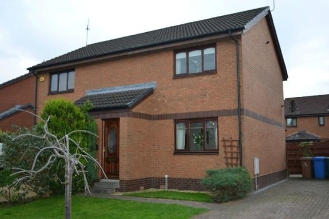 Thumbnail Semi-detached house to rent in Longdales Court, Falkirk