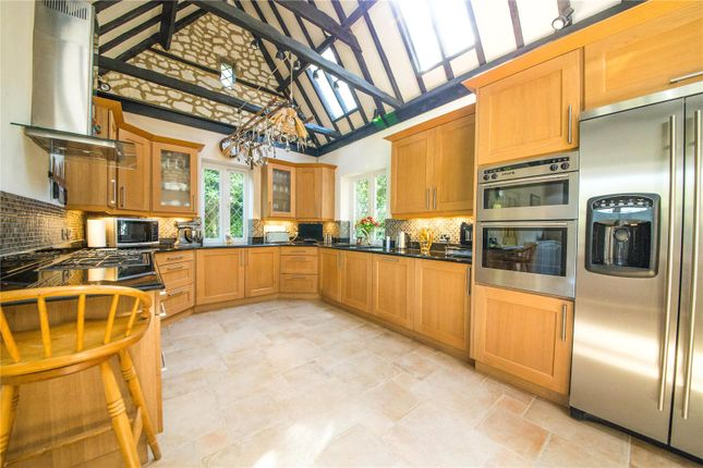 Thumbnail Detached house for sale in White Horse Road, Meopham, Gravesend, Kent