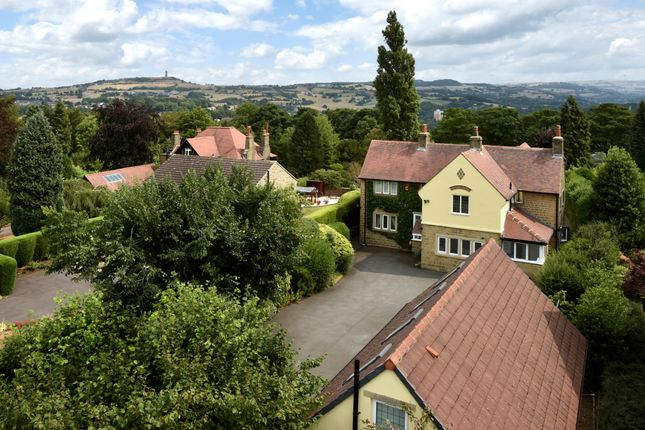 Thumbnail Detached house for sale in Beaumont Park Road, Huddersfield