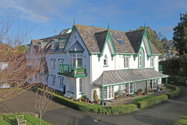 Thumbnail Flat for sale in All Saints Road, Sidmouth