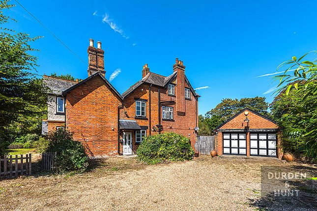 Thumbnail Detached house for sale in Hawley Road, Camberley, Surrey