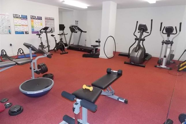 Communal Gym of Tyfica Road, Pontypridd CF37