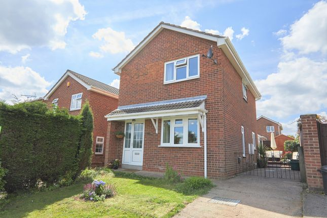 Thumbnail Detached house for sale in Fernilee Close, West Hallam, Ilkeston