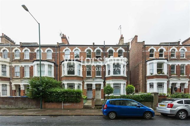 Thumbnail Flat to rent in Harvist Road, Queens Park, London