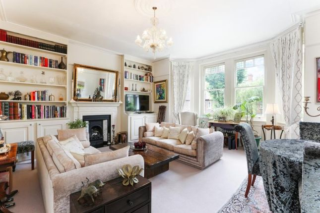 Thumbnail Flat to rent in Daleham Gardens, Hampstead