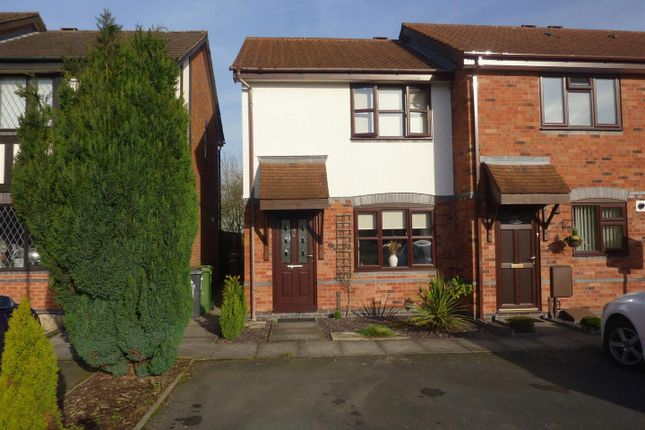 Thumbnail Terraced house for sale in Grantown Grove, Bloxwich, Walsall
