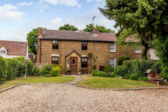 Thumbnail Cottage for sale in Shephall Green, Stevenage