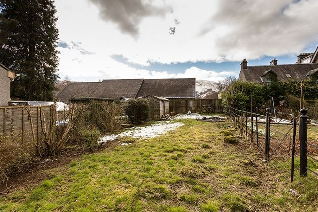 Thumbnail Town house for sale in Main Street, Kinloch Rannoch, Perthshire