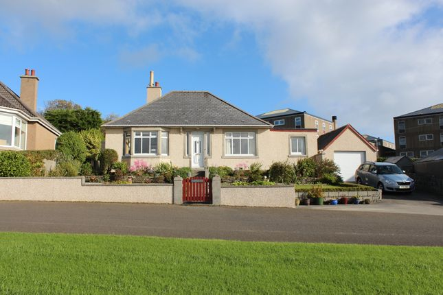 Detached bungalow for sale in The Quadrant, Kirkwall, Orkney