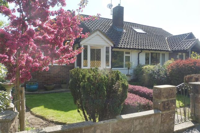 Thumbnail Semi-detached bungalow for sale in Brookside Avenue, Polegate