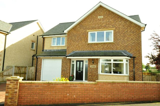 Thumbnail Detached house for sale in Glenann, Bensmoor Road, Springfield, Gretna