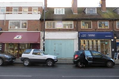 Thumbnail Retail premises to let in 38A High Street, Cobham, Surrey