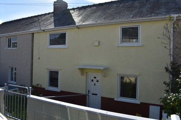 Thumbnail Property to rent in Heol Spurrell, Carmarthen