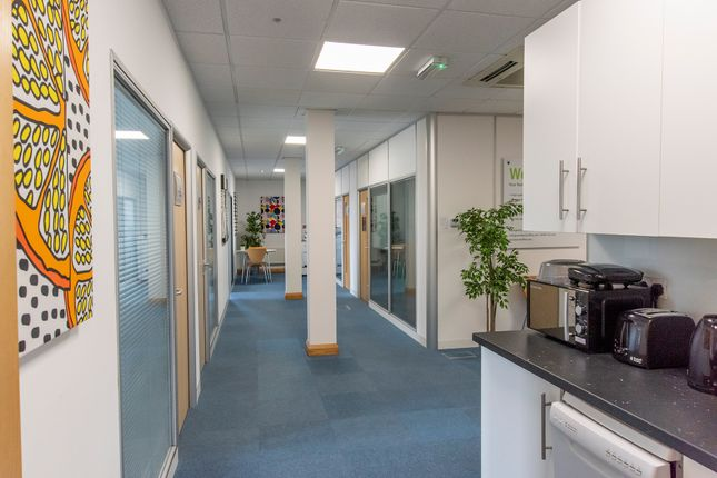 Thumbnail Office to let in Neptune Court, Vanguard Way, Cardiff Bay
