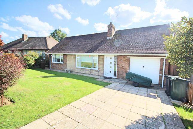 Thumbnail Detached bungalow for sale in Claverham Way, Battle