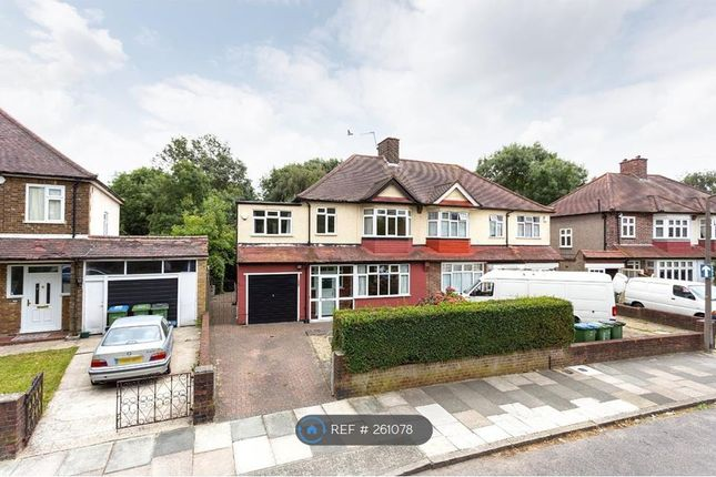 Thumbnail Semi-detached house to rent in Restons Crescent, Avery Hill