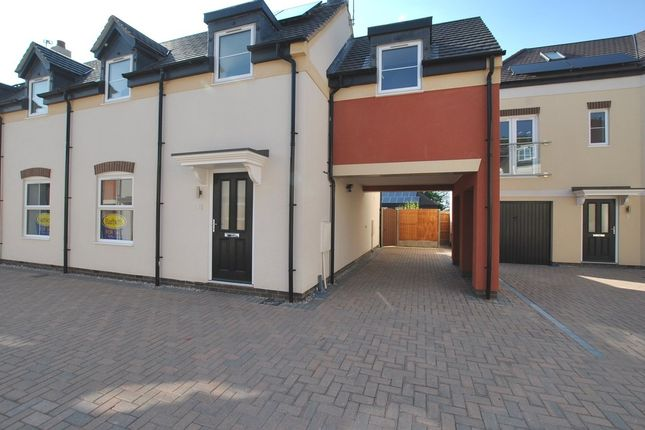 Thumbnail Semi-detached house to rent in Colliery Mews, Heath Hill, Dawley, Telford, Shropshire
