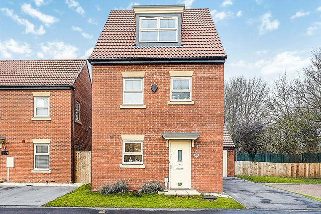 Thumbnail Detached house for sale in Frances Brady Way, Hull