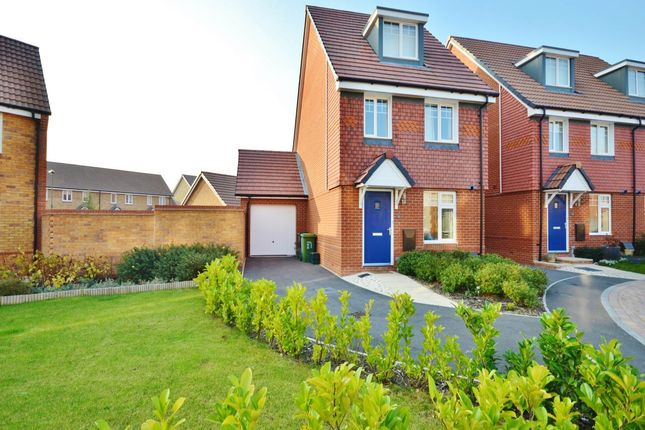 Thumbnail Detached house to rent in Cornflower Close, Didcot, Oxfordshire