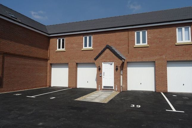 Thumbnail Property to rent in Middlesex Road, Stoke Village