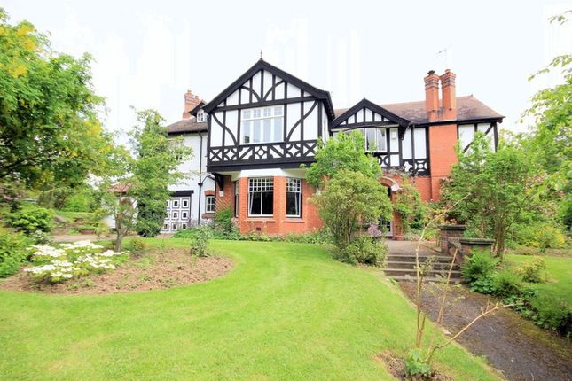 Thumbnail Semi-detached house for sale in Station Road, Keele, Newcastle