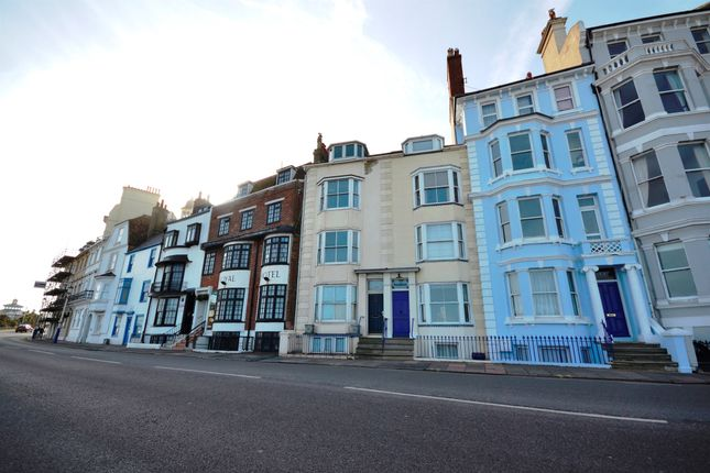Thumbnail Terraced house for sale in Marine Parade, Eastbourne