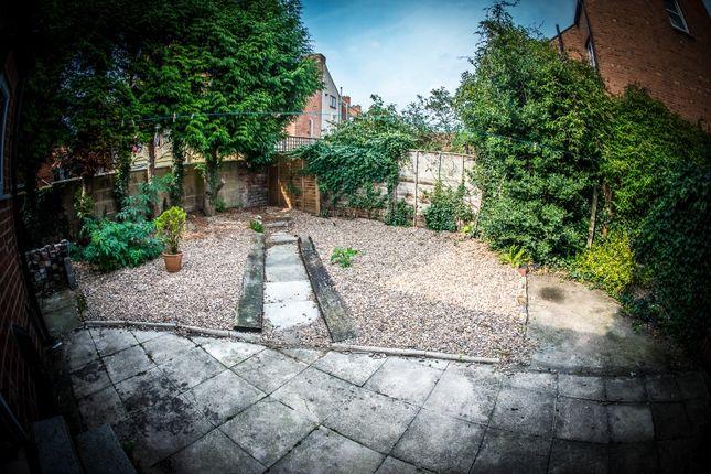 Thumbnail End terrace house to rent in Park Avenue, West Bridgford, Nottingham