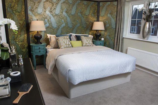 Bedroom of Bosworth Road, Measham, Swadlincote DE12