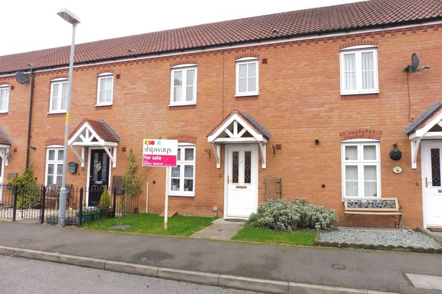3 bed terraced house for sale in Chestnut Drive, Hagley, Stourbridge