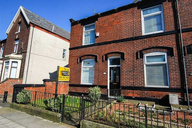 Thumbnail End terrace house to rent in Walmersley Road, Bury, Greater Manchester
