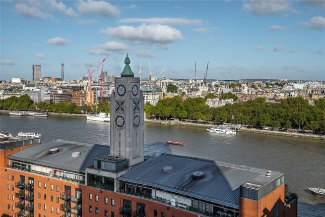 Thumbnail Flat for sale in South Bank Tower, 55 Upper Ground, London