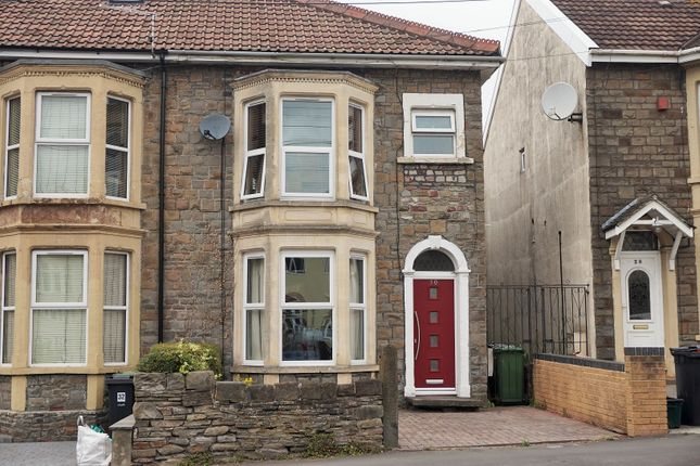 Thumbnail 3 bed semi-detached house for sale in Lower Hanham Road, Bristol