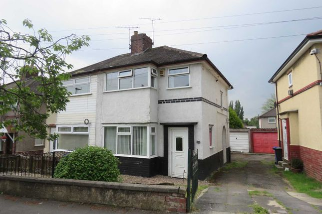 3 bed semi-detached house for sale in Alnwick Road Intake, Sheffield