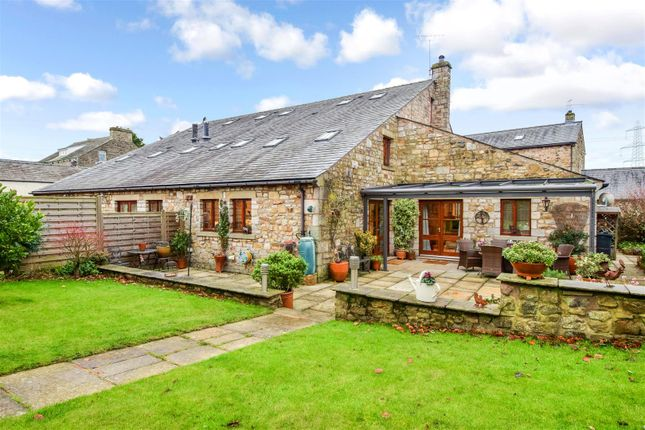 Thumbnail Barn conversion for sale in Stodday, Lancaster