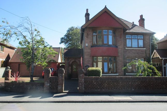 4 bed detached house for sale in Cunard Terrace, Cwmavon, Port Talbot, Neath Port Talbot.