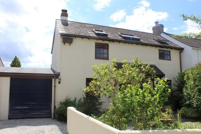 Thumbnail Cottage for sale in Chudleigh Knighton, Chudleigh, Newton Abbot