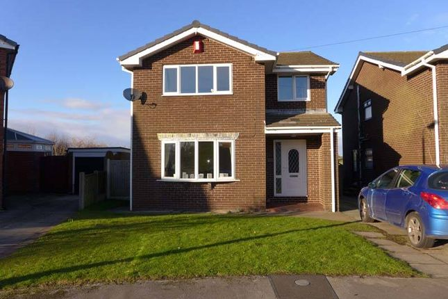 Thumbnail Detached house for sale in Windmill Close, Staining, Blackpool