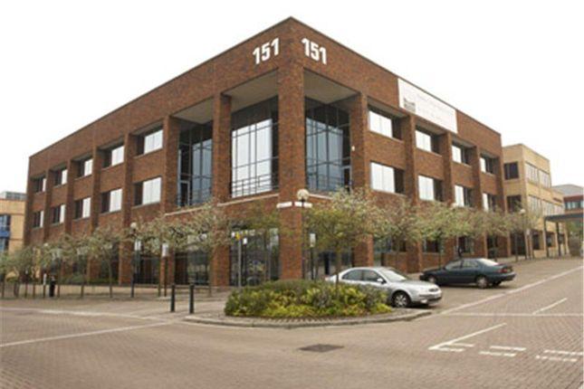 Thumbnail Office to let in Silbury Boulevard, Milton Keynes, Buckinghamshire, England