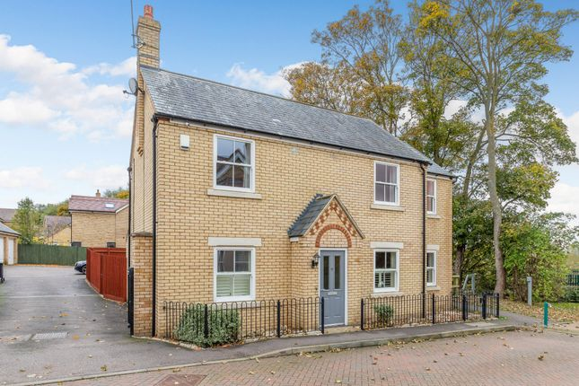 Thumbnail Detached house for sale in Livingstone Way, Fairfield, Hitchin, Herts